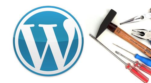 reparar y arreglar el wordpress